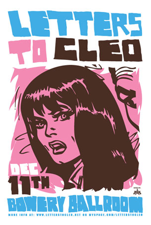 Letters To Cleo. Letters To Cleo release