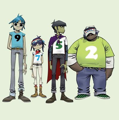 GorillazDemos