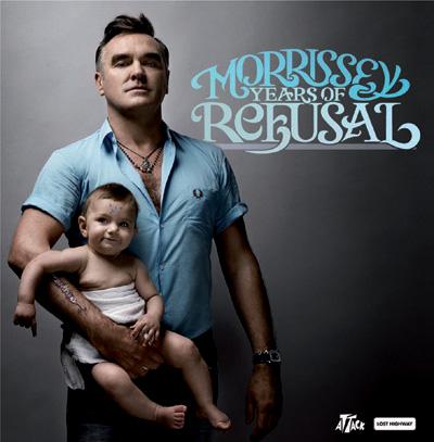 MorrisseyYearsCover