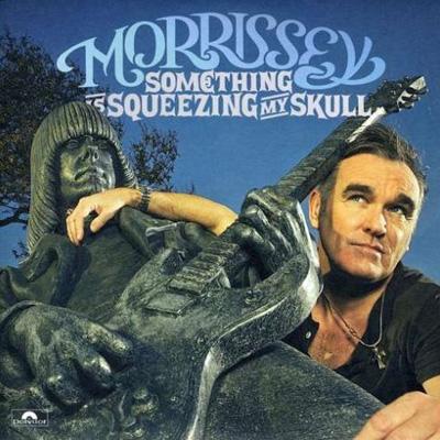 MorrisseySkullSingleCover