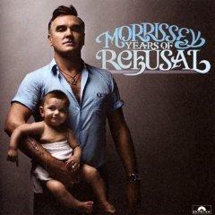 MorrisseyYearsOfRefusalCover